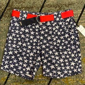 JOFIT shorts Star print USA